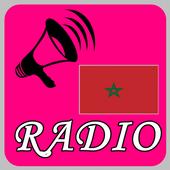 Morocco Radio Online icon