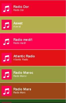 Morocco Radio Online screenshot 2
