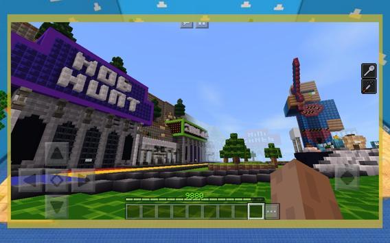 Superland 2.0 Realm - PvP & Minigame for MCPE screenshot 13