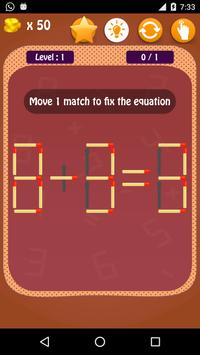 Matches Puzzle Ultimate Pro apk screenshot