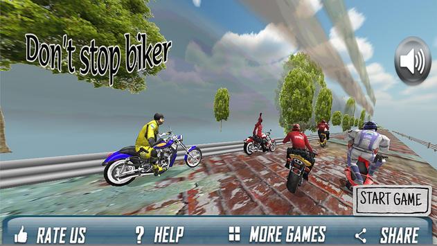 Super Bike Race 3D poster