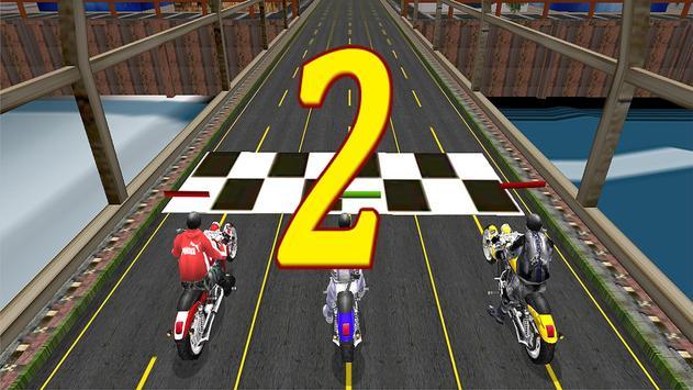 Super Bike Race 3D apk screenshot