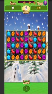 Jelly Fruit Candy apk screenshot
