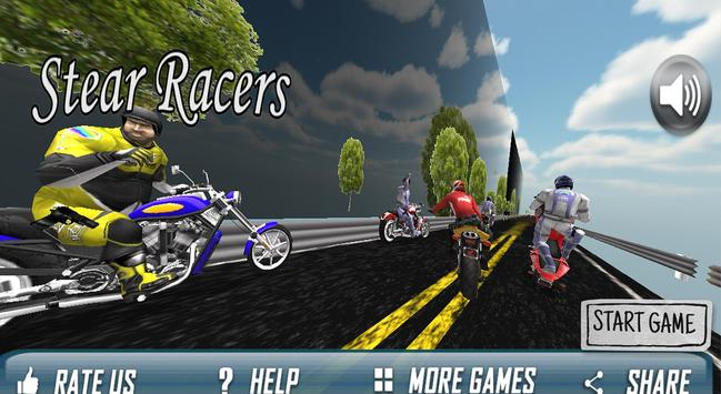 Stear Racers poster