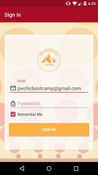 PwC HC Bootcamp screenshot 1