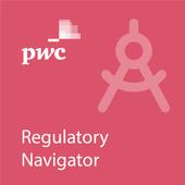 PwC's Regulatory Navigator icon