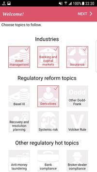 PwC's Regulatory Navigator poster