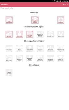 PwC's Regulatory Navigator screenshot 6
