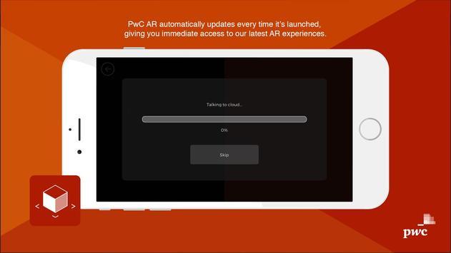 PwC AR تصوير الشاشة 1