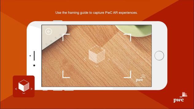 PwC AR تصوير الشاشة 2