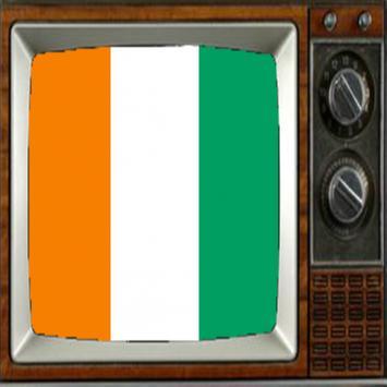 Satellite Ivory Coast Info TV poster