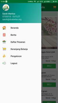 Wirausaha Muslim Mobile screenshot 1