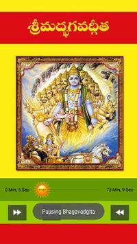 Bhagavad Gita in Telugu Audio screenshot 2