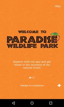 Paradise Wildlife Park poster