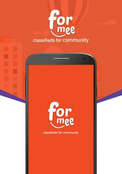Formee: Everyday companion app for Australians poster