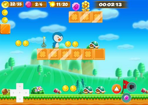 Little Penguin Word Adventure screenshot 3