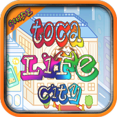 Guides free Toca City Life icon