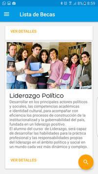 Becas Liberales screenshot 1