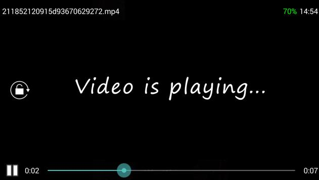FF video player screenshot 3
