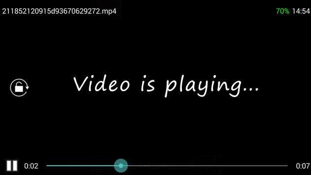 FF video player apk screenshot