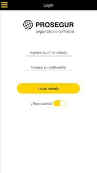 Prosegur Localización poster