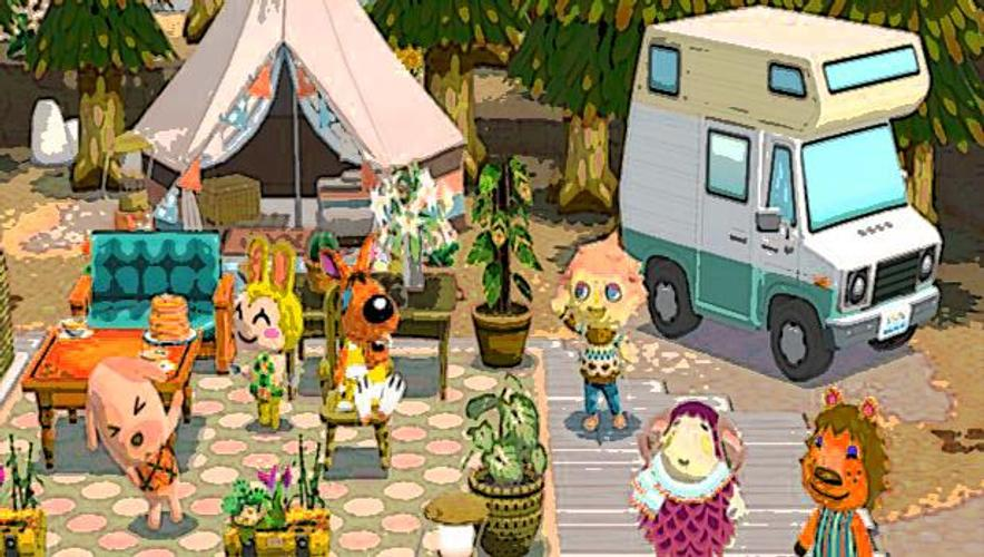 animal crossing pocket camp flowers guide