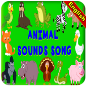 Animals Voices Video English icon