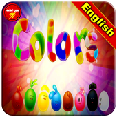 Learn Colors Video -Toyor Baby icon