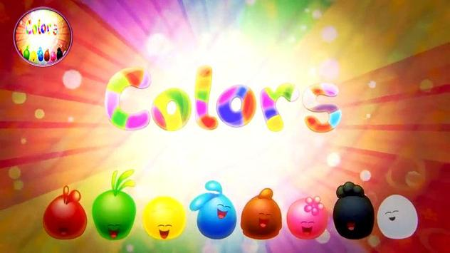 Learn Colors Video -Toyor Baby poster