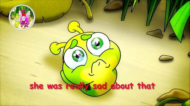 The Caterpillar Video English screenshot 1