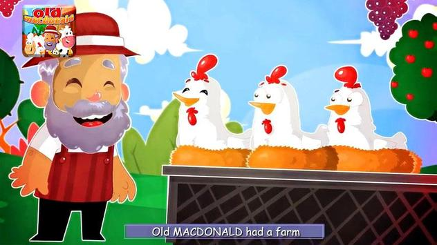 Old MacDonald Video Wthout Net apk screenshot