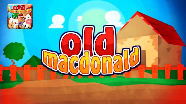 Old MacDonald Video Wthout Net poster
