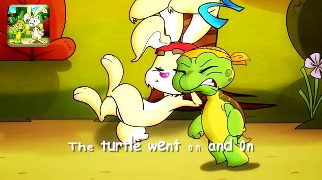 The Rabbit & The Turtle Video screenshot 3