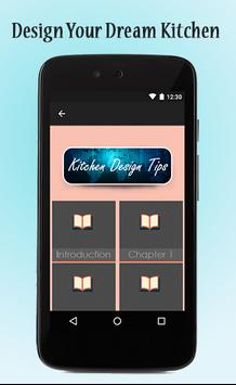 Kitchen Design Tips apk screenshot