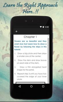 Learn How To Make Flowers apk screenshot