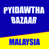 Pyidawtha Bazaar - Malaysia 2in1 app, Shop + Media icon