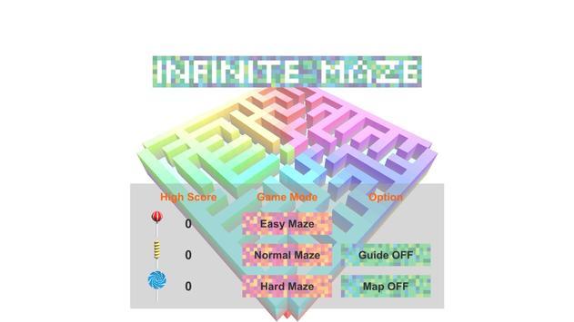 Infinite Maze VR poster
