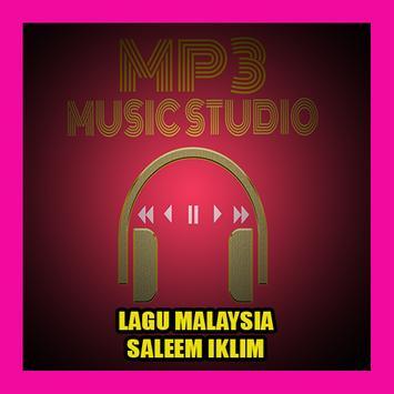 Lagu Malaysia - Saleem Iklim Mp3 Terbaik screenshot 1