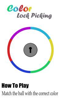 Color Lock Picking apk screenshot