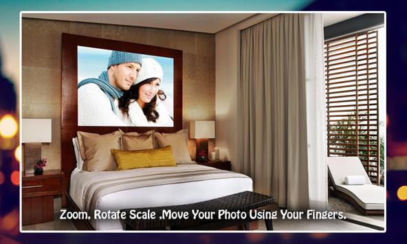 Bedroom Photo Frames apk screenshot
