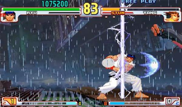 Street Fighter 3 3rd Strike Walkthrough for Android - APK