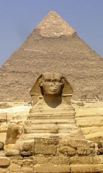 pyramids wallpaper poster