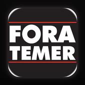 FORA Temer icon