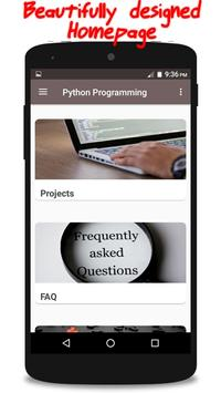 Python Programming screenshot 1