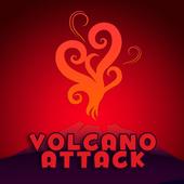 Unblock Maze (Volcano Attack) icon