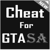 Cheats for GTA SA Tips & Mods icon