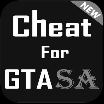 Cheats for GTA SA Tips & Mods poster
