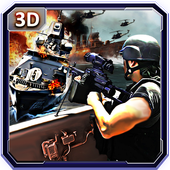 Navy Special Force Shooting icon