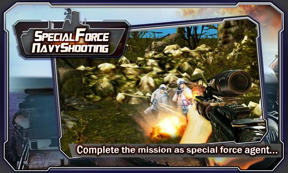 Navy Special Force Shooting screenshot 14