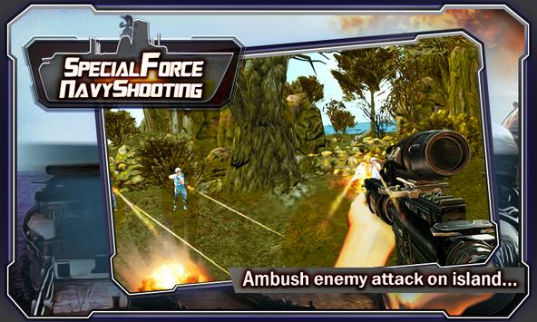 Navy Special Force Shooting screenshot 2